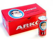 Arko Shaving Soap Stick One Box of Twelve