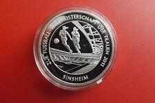 Münze/Medaille*Frauen Fußball WM 2011 PP* ca.27g- ca.40mm*Sinsheim (BOX1