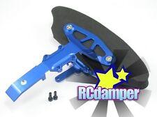 GPM ALUMINUM FRONT SKID PLATE w/FOAM BUMPER B TRAXXAS 1/16 RALLY VXL MINI SLASH