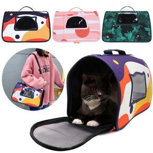 Pet Sling Bag Dog Cat Small Puppy Carrier Outdoor Travel Tote Purse Shoulder Bag