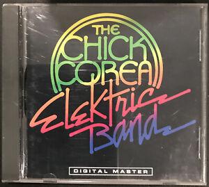 Chick Corea Elektric Band - Chick Corea Elektric Band CD 1986 GRP – GRP-D-9535