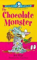 (Good)-The Chocolate Monster (Corgi Pups) (Paperback)-Jan Page-0552546046