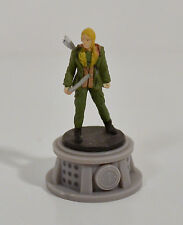 "2012 Glimmer 2"" Movie PVC Mini Action Figure Hunger Games District 1"