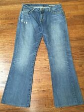 Chip And Pepper Womens Medium Wash PAMELA Distressed Jeans 31