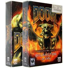 Doom 3 Gold Edition [PC Game]