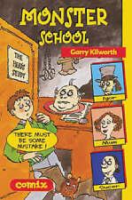 Monster School (Comix: 12), Garry Douglas Kilworth, New Book