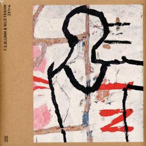 F.S.Blumm & Nils Frahm - 2x1=4 (Vinyl LP - 2021 - EU -  Neu-OVP-verschweißt.