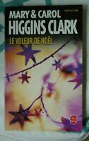 Le voleur de noel de Higgins-Clark Mary, Higgins-Clark  Comme neuf français
