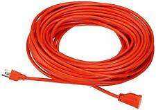 AmazonBasics 16/3 Vinyl Outdoor Extension Cord 100 Feet (Orange) (FAST SHIPPING)