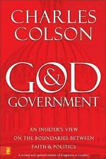 God and Government : An Insider's View on the Boundaries Between Faith and...
