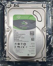 "SEAGATE BARRACUDA 3TB ST3000DM008 3.5"" Internal Hard Disk Drive SATA"