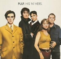 "PULP HIS N HERS - (2016) ""Do You Remember The First Time"" New VINYL LP 12"" Album"