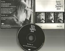 KENNY WAYNE SHEPHERD Slow ride PROMO DJ CD Single 1997 Jerry Harrison produced