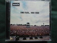 Oasis  - Time Flies 1994 - 2009..Double CD.Both Discs In Excellent Condition.