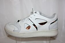 abfcfffd37a2a6 Alexander McQueen White Athletic Shoes for Men