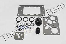 Farmall Hydraulic Touch Control Block Gasket O-Ring & Boots Repair Kit Cub Loboy