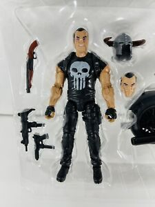 "Marvel Legends The Punisher No Motorcycle 6"" Action Figure New 2020 Comics"