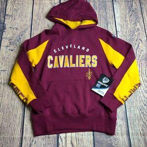 Hands High Adult Medium Cleveland Cavaliers Game Day Hoodie Sweatshirt Team Gear