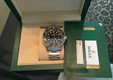 Rolex 43MM Red Sea-Dweller 126600 4000ft Ceramic Box & Papers 7-2017