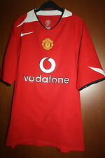Maglia Shirt Maillot Trikot Camiseta Jersey Manchester United Man Utd Vodafone