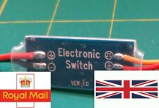 1ch Electronic On Off RC Receiver Controlled Remote Switch - Rx Tx