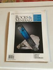 Rocks and Minerals magazine, Jan/Feb, 2016