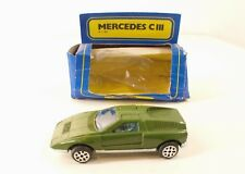 Polistil politoys E16 Mercedes C3 1/43 jamais joué  en boite