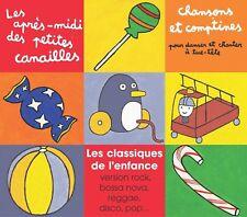 Audio Cd Apres-midi Des Petites Canailles (Les) - Vol.1-2 (2 Cd) (S5)