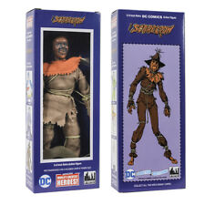 DC Comics Mego Style Boxed 8 Inch Action Figures: Scarecrow