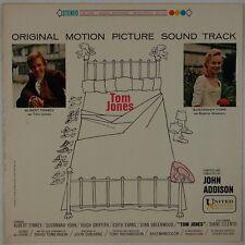 TOM JONES: Original Soundtrack, OST '63 UA Albert Finney Vinyl LP