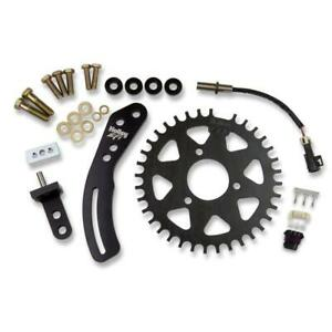 """Holley Ignition Crank Trigger Kit 556-113; 8.000"""" Chevy"""