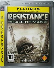 Resistance Fall Of Man. Ps3. Fisico. Pal Es