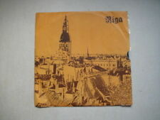 Milhaud:Cheminée roi René/Saint-Saens FIDLER - piano LP