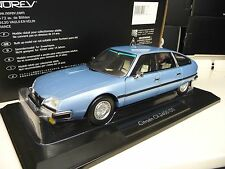 1:18 NOREV Citroen CX 2400 GTI 1977 blau blue metallic NEU NEW