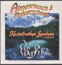 """7"""" Kastelruther Spatzen aus Südtirol Almenrausch & Pulverschnee 90`s Koch"""