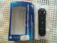 SONY PLAYSTATION MOVE NAVIGATION CONTROLLER PLAY STATION COMO NUEVO PS3 PS4 3 4