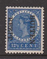 Nederlands Indie Netherlands Indies 89f MLH BUITEN BEZIT kopstaand 1908