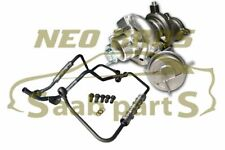 Turbo Charger & Oil/Water Lines for Saab 9-3 03-11, Aero Upgrade, TD04L-14T