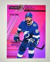2020-21 UD Synergy FX Purple #FX-14 Nikita Kucherov /349 - Tampa Bay Lightning