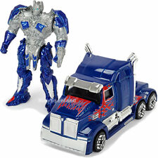MAJORETTE Transformers M5 Auto Fahrzeug Set Roboter Spielzeug Auto Optimus Prime