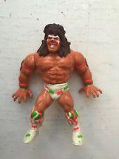 RARE WWE THE ULTIMATE WARRIOR HASBRO WRESTLING FIGURE WWF SERIES 2 1991