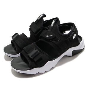 Nike Canyon Sandal Black White Strap Men Lifestyle Sports Casual Shoe CI8797-002