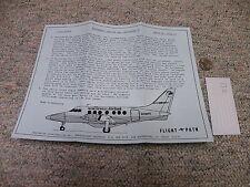Flight Path decals 1/144 FP44-13 Northwest Airline BAe Jetstream 31   Box 2