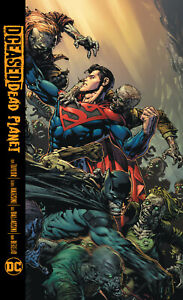 DCeased Dead Planet HC Hardcover Graphic Novels