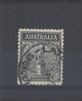 Australia 1935 1s Anzac FU CDS
