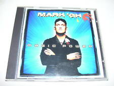 Mark Oh - magic power ( 1996 rave / hardcore cd )