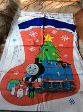 Thomas The Train Huge Christmas Stocking Fabric Panel