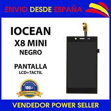 PANTALLA PARA IOCEAN X8 MINI PRO LCD + TACTIL NEGRO BLACK TOUCH SCREEN ENVÍO 24H
