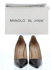 Manolo Blahnik BB Kid 1 Black Size  EU37 US7 USED