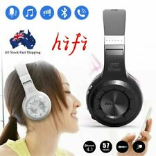 New Bluedio Bluetooth 4.1 Wireless Stereo Headphones Headset